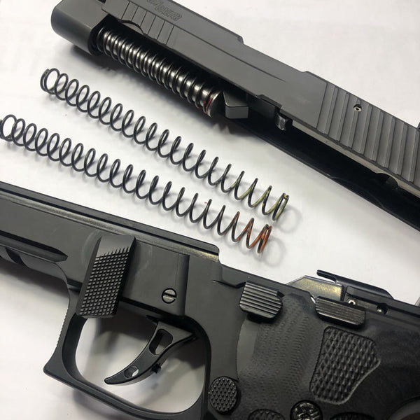 Sig Sauer P226 Complete Recoil Tuning Kit