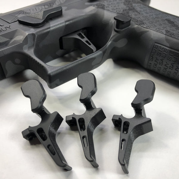 Armory Craft P320 Dual Adjustable Flat Trigger