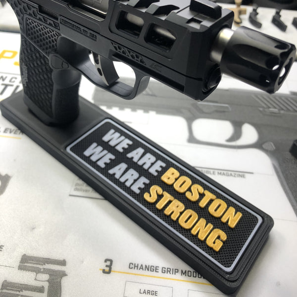 Custom Pistol Stands