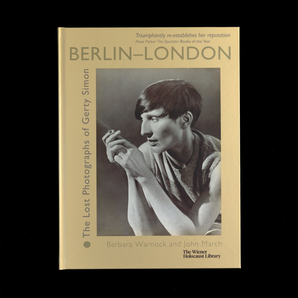 Berlin-London: The Lost Photographs of Gerty Simon