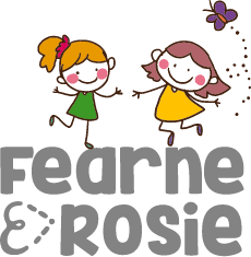 Fearne and Rosie