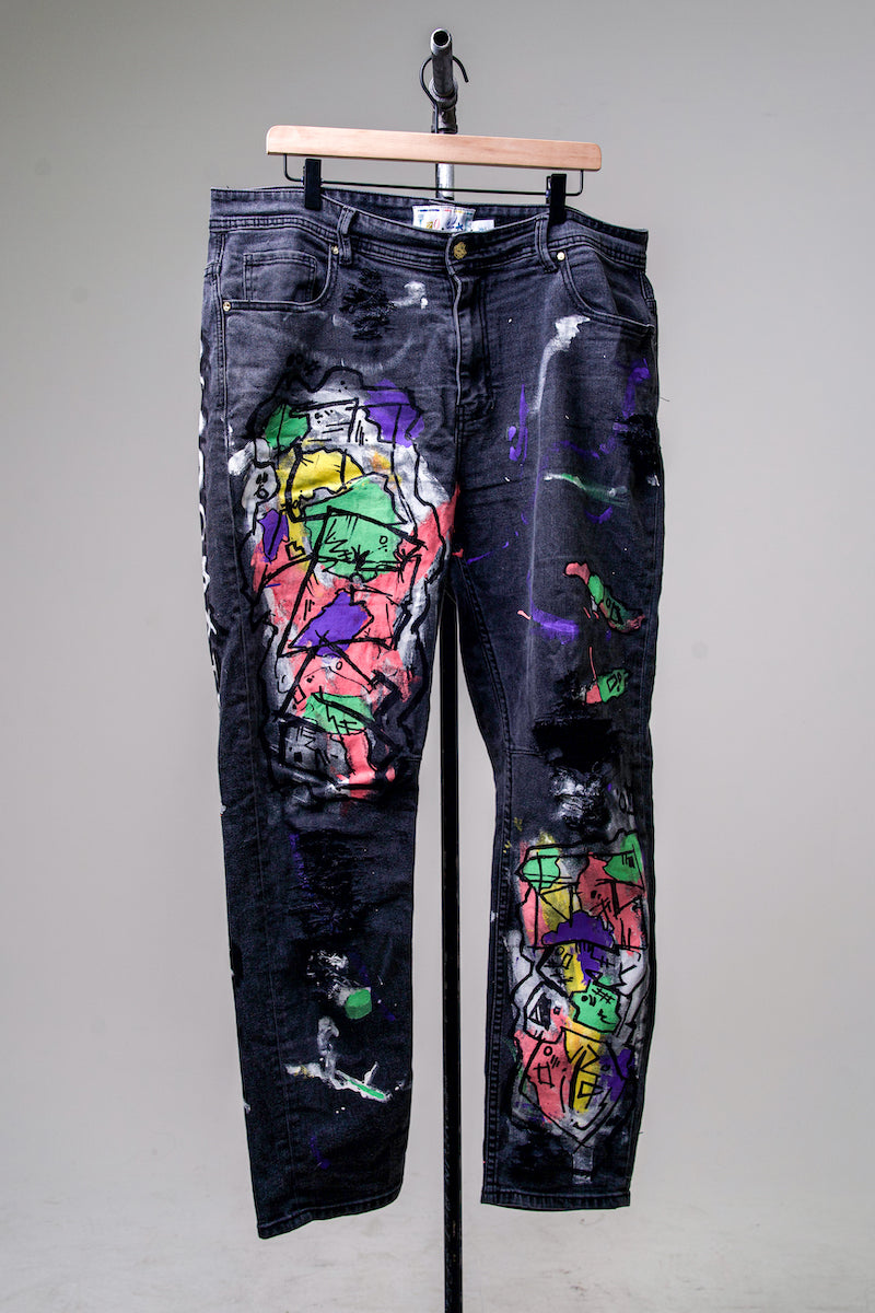 Painted Pant's