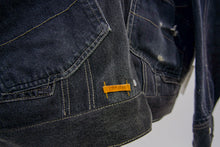 Load image into Gallery viewer, Power Up Vintage Denim Jacket - izo.dae