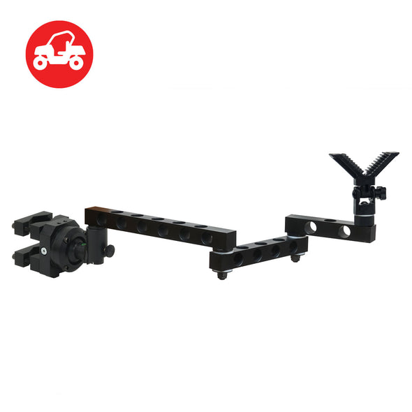Roll Bar Triple Arm Shooting V (KIT)