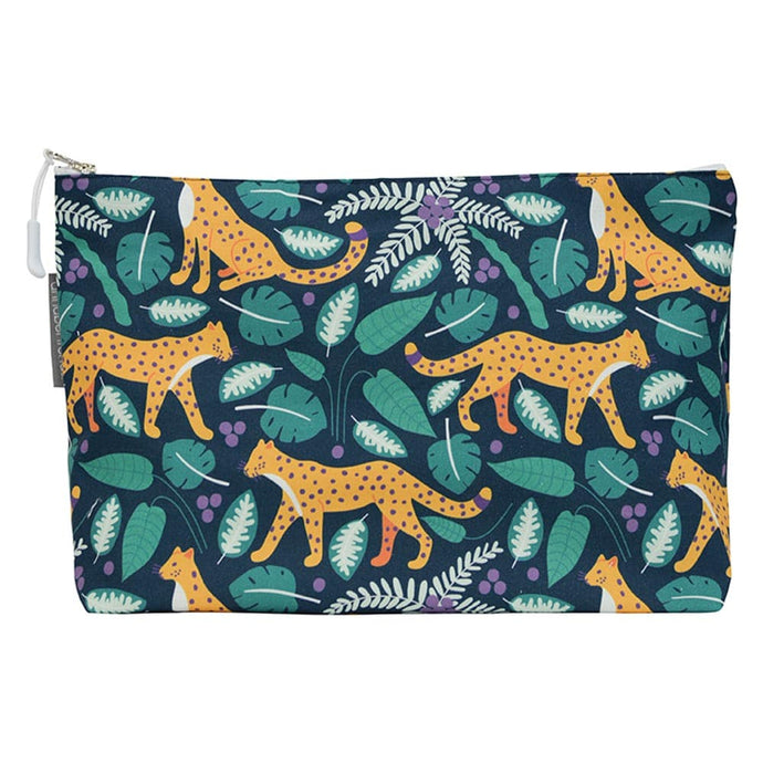 Annabel Trends Cosmetic Bag Large Leopards