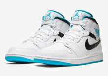 Load image into Gallery viewer, Jordan 1 Mid Laser Blue