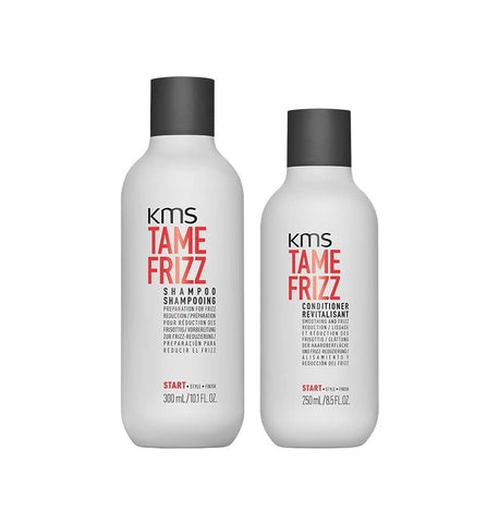 KMS Tame Frizz Shampoo and Conditioner