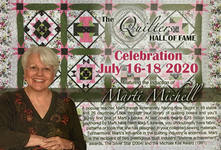 Quilter's Hall of Fame
