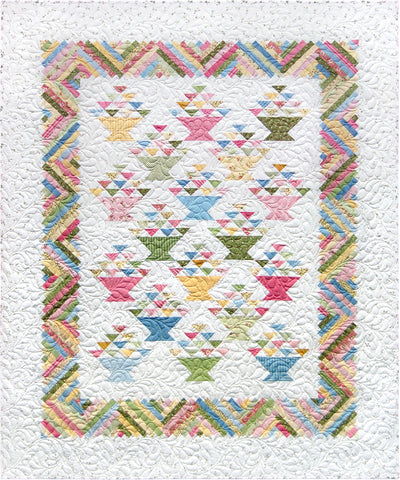 Rachel's Basket Featured Quilt
