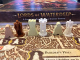 Lords of Waterdeep Agents (w/Optional Expansion Set)