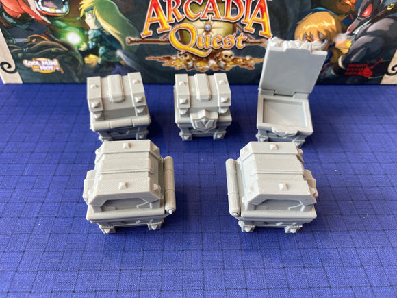 Arcadia Quest Chests (set of 12)