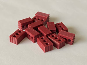 Brick Tokens (set of 12)