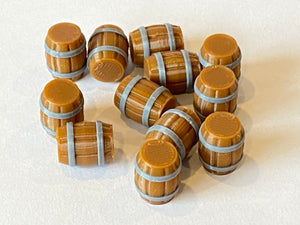 Barrel Tokens (set of 12)