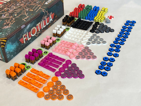 Flotilla Component Package (package of 278)