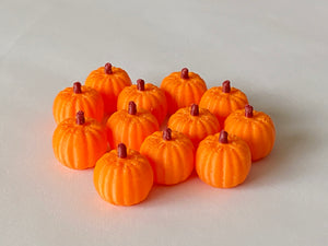 Pumpkin Tokens (set of 12)