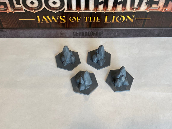 Gloomhaven Summoning Stones (set of 4)