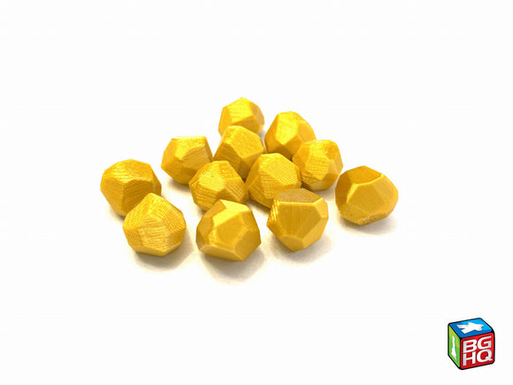 Gold Nuggets (set of 12)