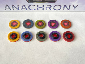 Anachrony Glitch Tokens (set of 40)