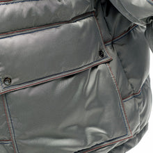 Load image into Gallery viewer, angel chen metallic puff down jacket pocket detail