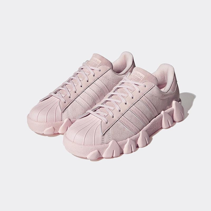 adidas x angel chen SUPERSTAR80S AC pink sneakers