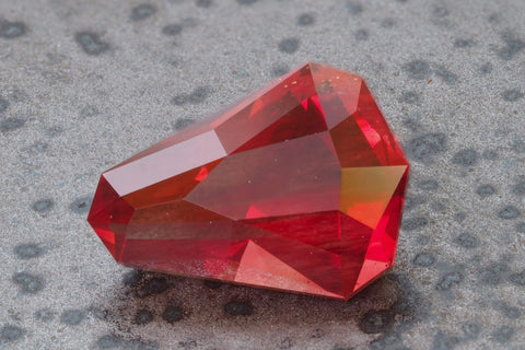 Sunset Bell Red Sunstone