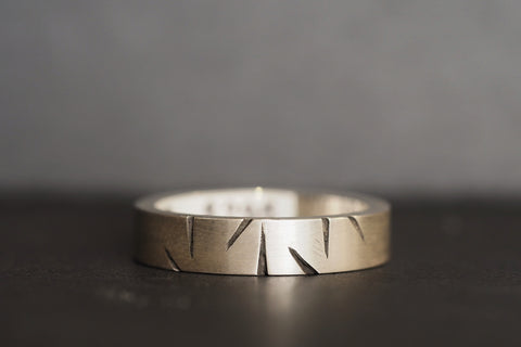 Marks Ring Silver