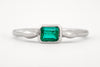 Emerald Droplet Solitaire