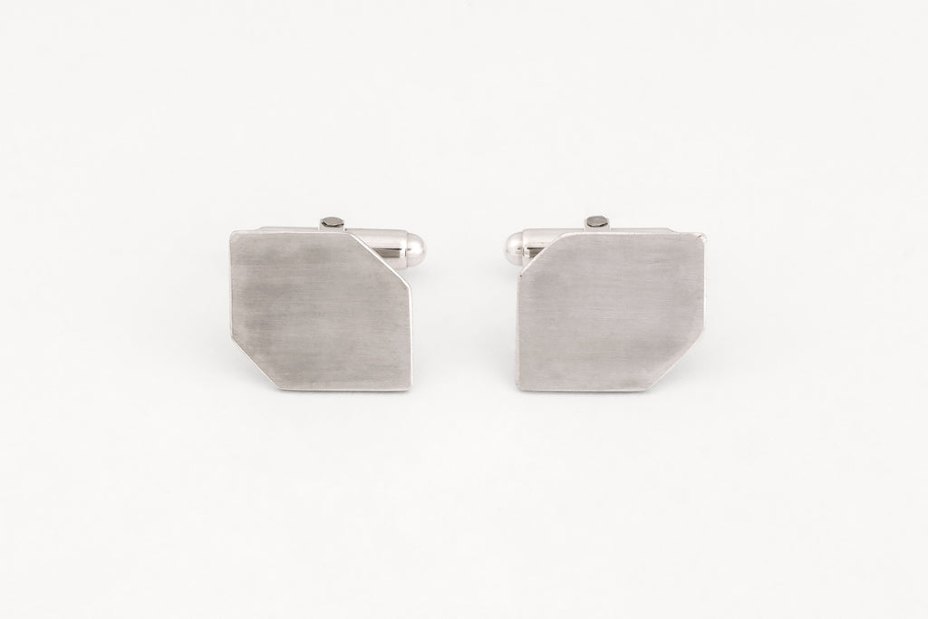 Geometrica Hexagon Cufflinks