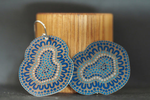 Large Source Of Life Earrings