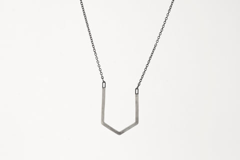 Intersection Pendant Diamond