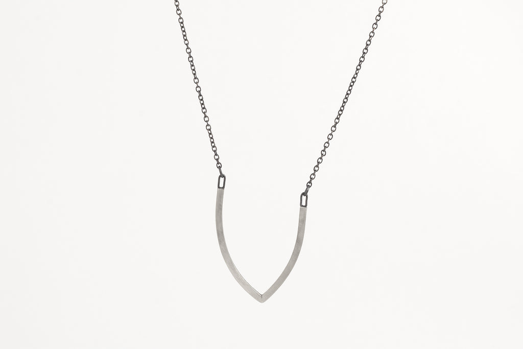 Intersection Pendant Marquise