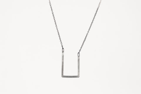 Intersection Pendant Square