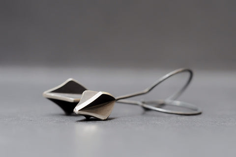Black Diamond 'X Series' Earrings