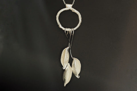 Multi Grevillea Seedpod Necklace
