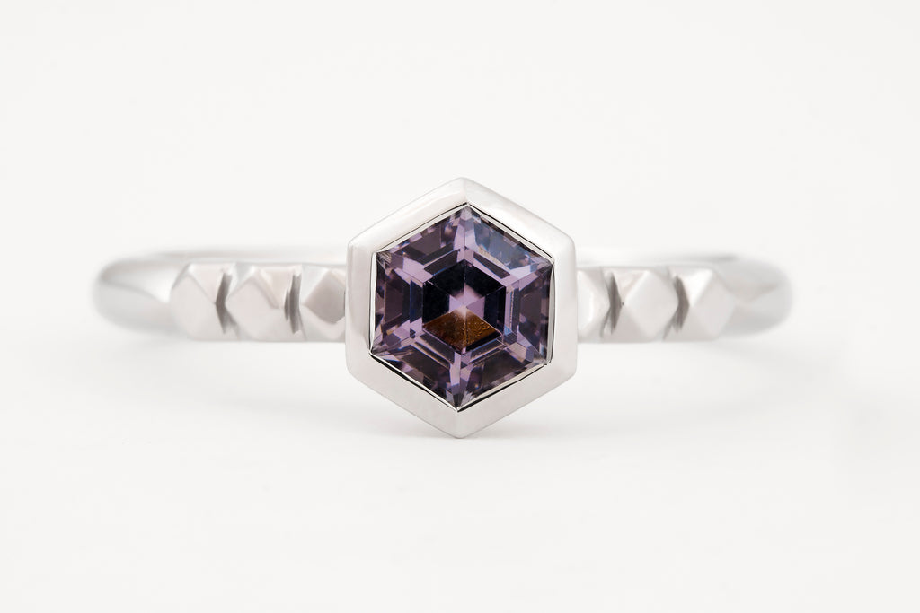 Mexicali Hexagano Spinel Ring