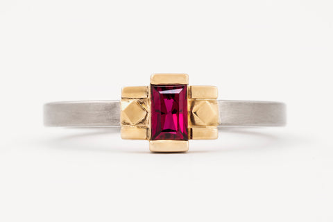 Mexicali Puerta Ruby Ring