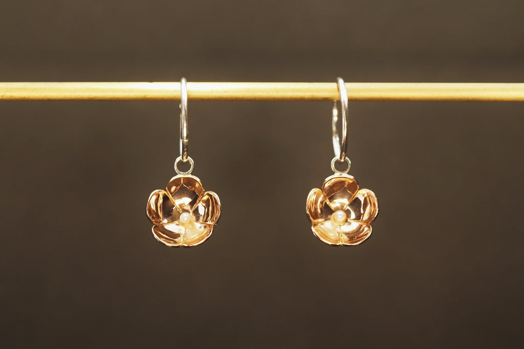 Blossom Sleeper Earrings