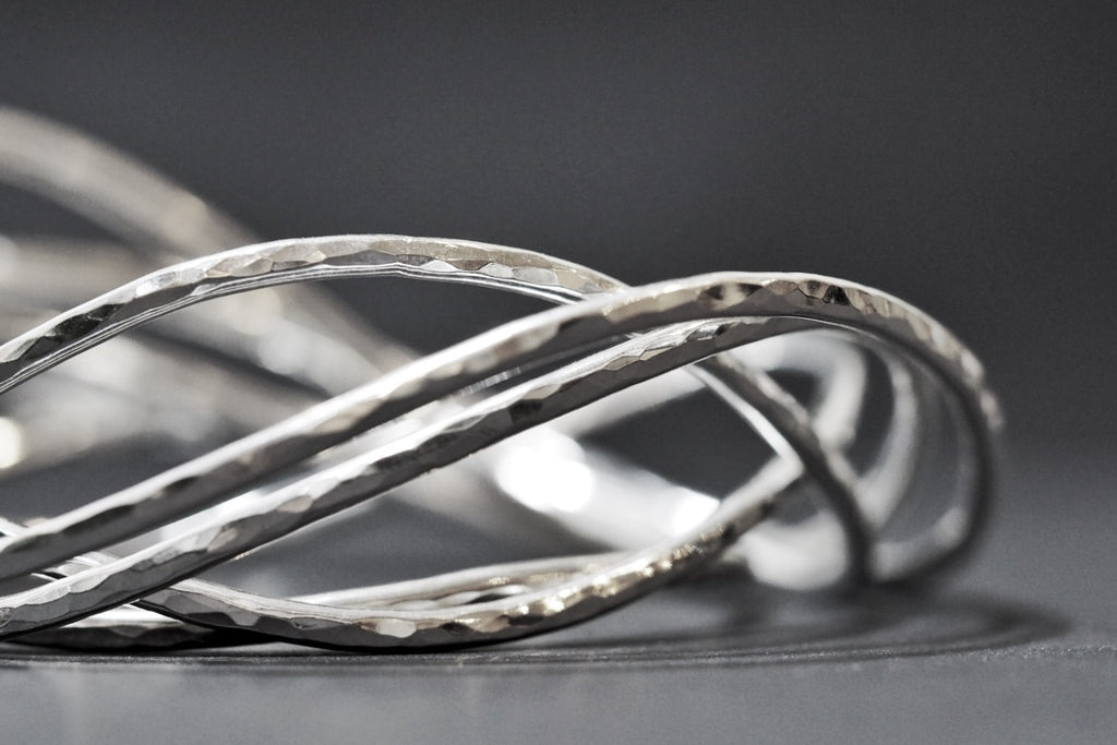 Ripples Wave Bangle