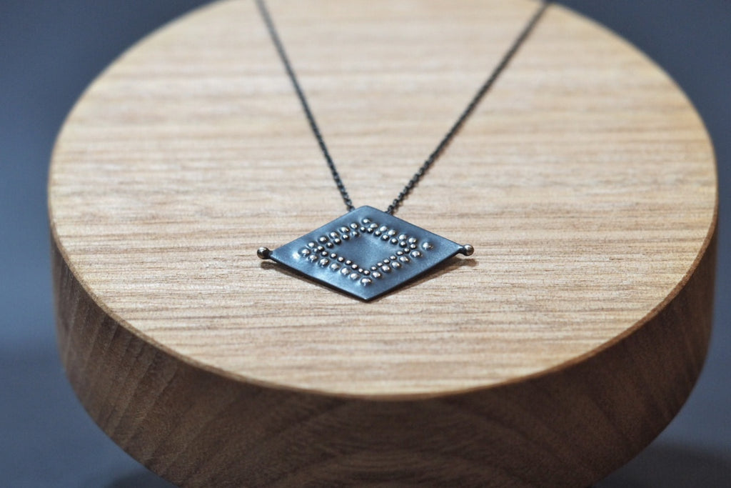 Diamond Dot Pendant