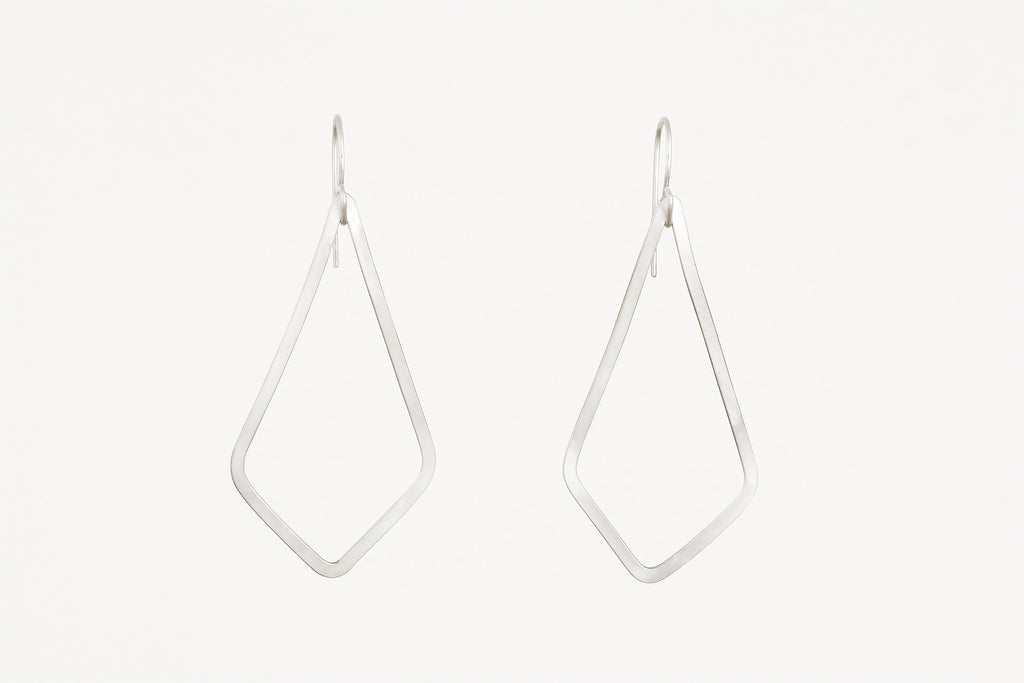Geometrica Diamond Earrings