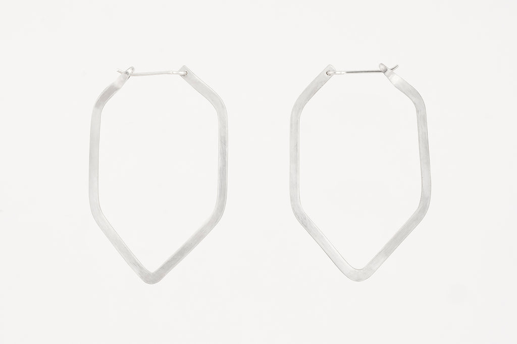 Geometrica Hexagon Hoops