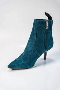 Guess bootie Blauw