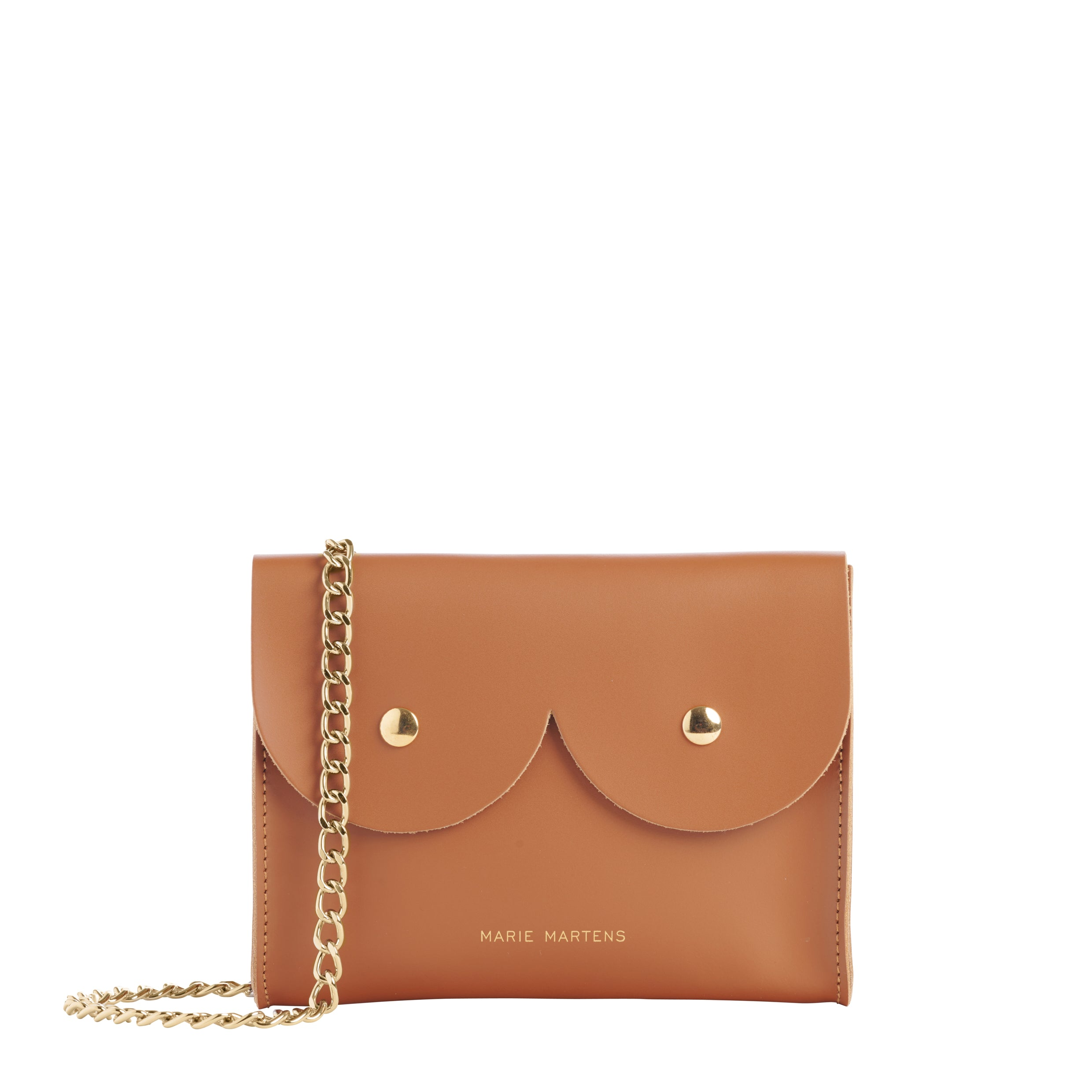 Marie Martens Mini Bag Titi Camel