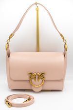 Afbeelding in Gallery-weergave laden, Pinko Love Shoulder bag Simple Dusty Rose