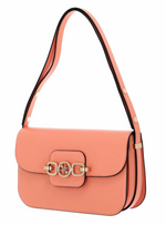 Afbeelding in Gallery-weergave laden, Guess Hensely Crossbody Schoudertas Coral