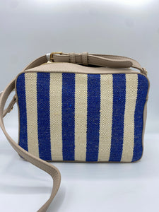 Liu Jo Crossbody Stupenda Blue Stripes
