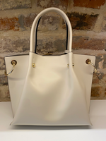 Afbeelding in Gallery-weergave laden, Armani Exchange Handtas Ivory