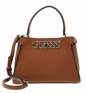 Guess Uptown Chic Small Crossbody Cognac