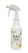 BAC Botanical  Antimicrobial Cleaner – Ready to Use