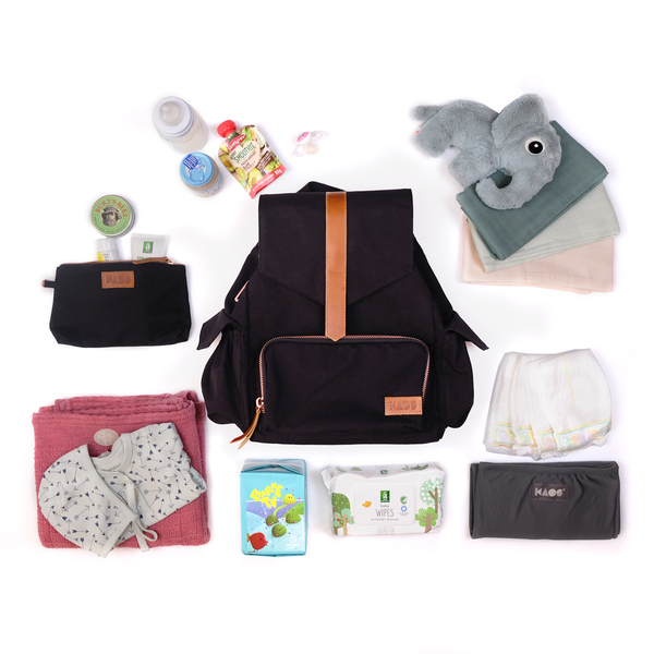 What's in your diaper bag?